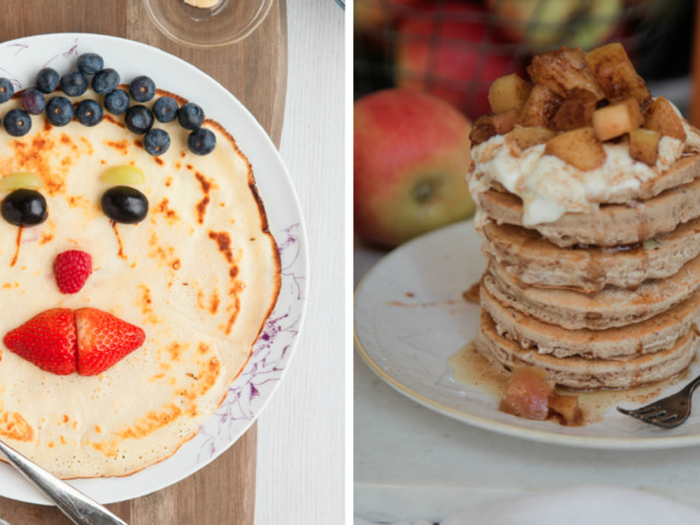 Pancake Day Recipes: The Best Fillings For Kids As Chosen By Them (And Their Parents)
