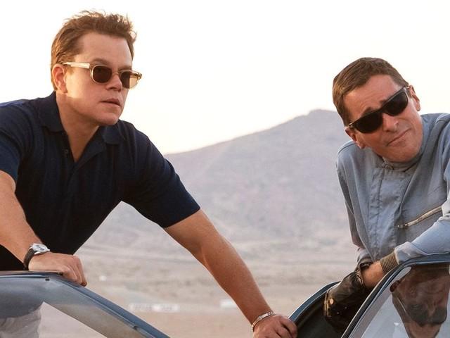 Top Five Matt Damon Movies and James Mangold on 'Ford v Ferrari'