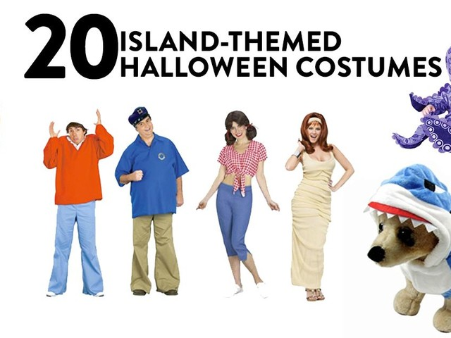 20 Island-themed Halloween Costumes