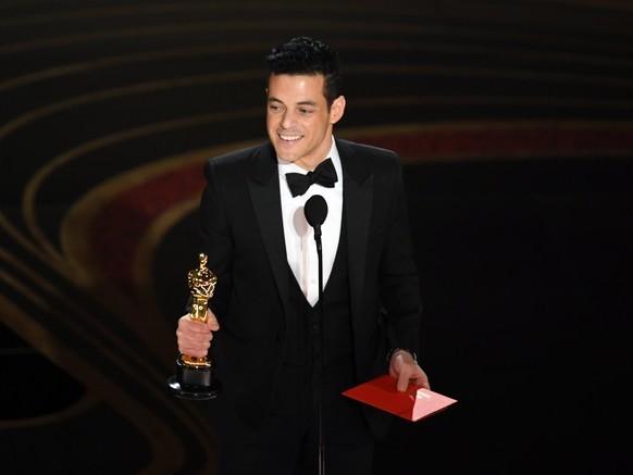 Oscars 2019: Rami Malek Wins Best Actor For Bohemian Rhapsody