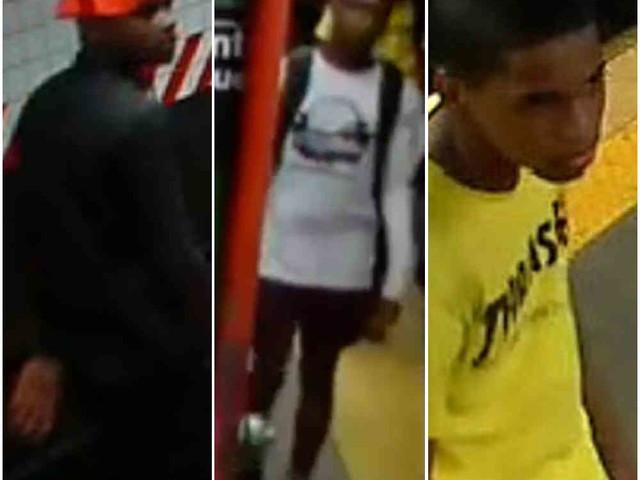Goons beat man unconscious at Atlantic Avenue station: NYPD