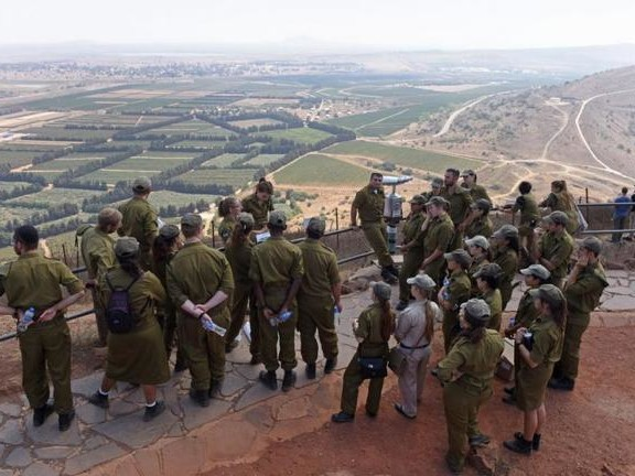 Trump's Mideast Bombshell: US Must Back Israeli Sovereignty Over Golan Heights