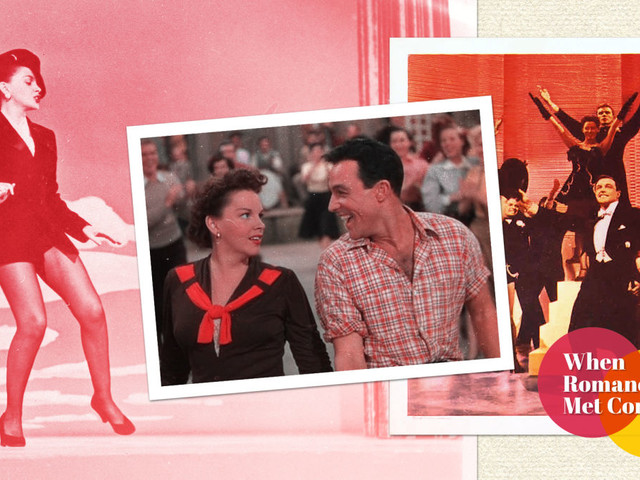 Judy Garland, Gene Kelly, and the bittersweet joys of puttin' on a show