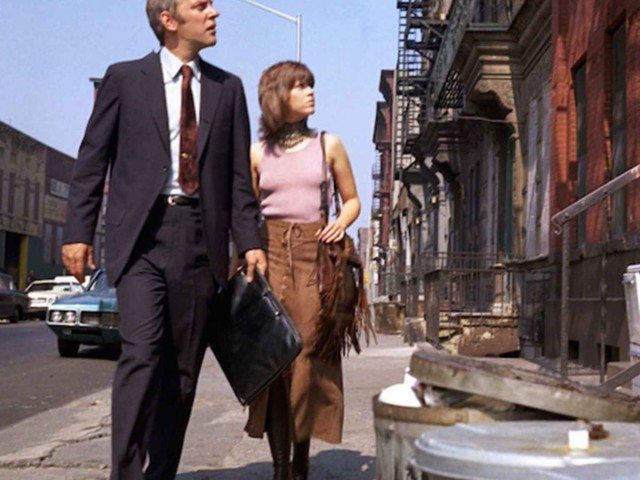 New to the Criterion Collection, Klute finds a sharply feminist drama in the shadows of paranoid noir