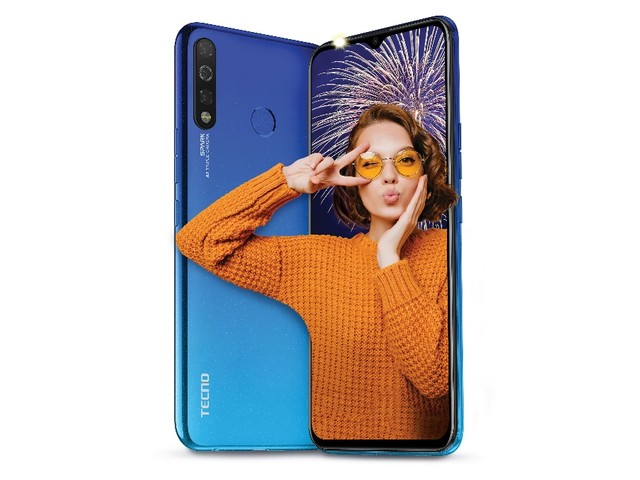 Tecno Spark 4 With Triple Rear Cameras, 4,000mAh Battery Launched