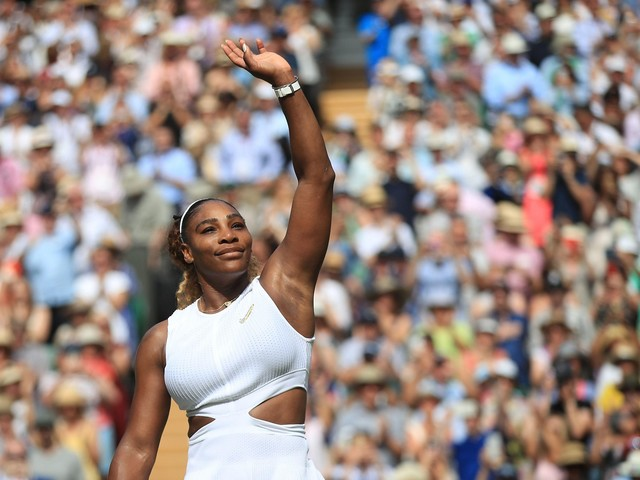 'Not about 24': Serena Williams to face Simona Halep in Wimbledon final