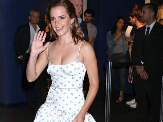 Emma Watson ends her two-year romance with William 'Mack' Knight