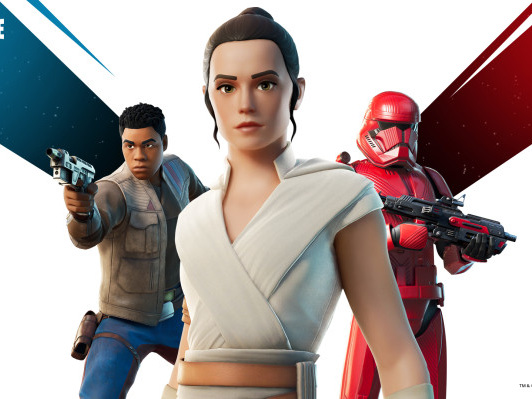 Fortnite gets lightsabers, courtesy of 'Star Wars: The Rise of Skywalker' promo