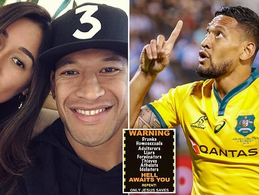 Israel Folau's fate could be decided in two weeks as date is set for his conduct hearing