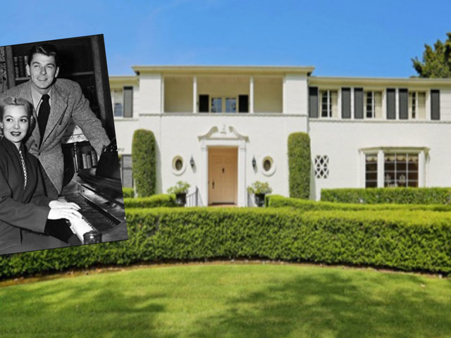 Ronald Reagan's pre-presidential home hits the market for $6.75M