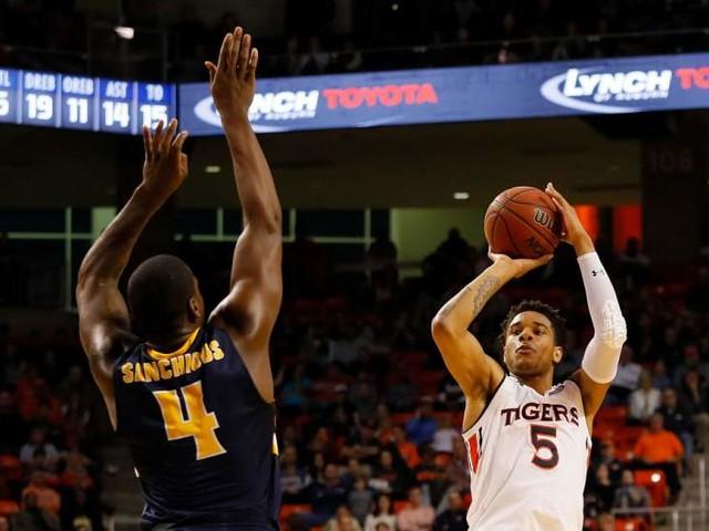 Chuma Okeke NBA Draft Projections: Mock Drafts for Auburn Forward