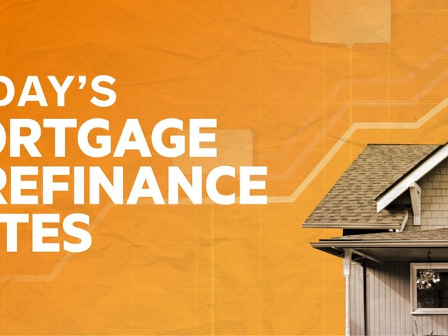 Today's mortgage and refinance rates are still falling over time