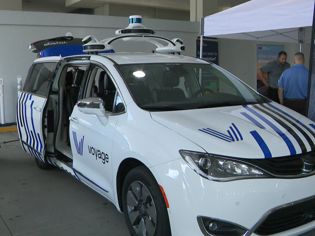 Summit In Downtown Miami Focuses On Future Of Automated Vehicles