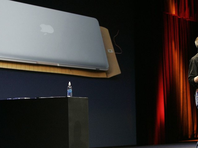 Steve Jobs changed the future of laptops 10 years ago today