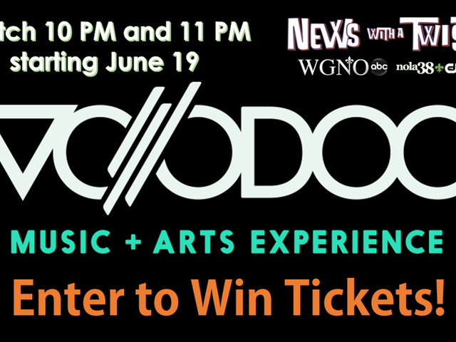 2017 Voodoo Festival Ticket Contest – Starts Monday June 19!