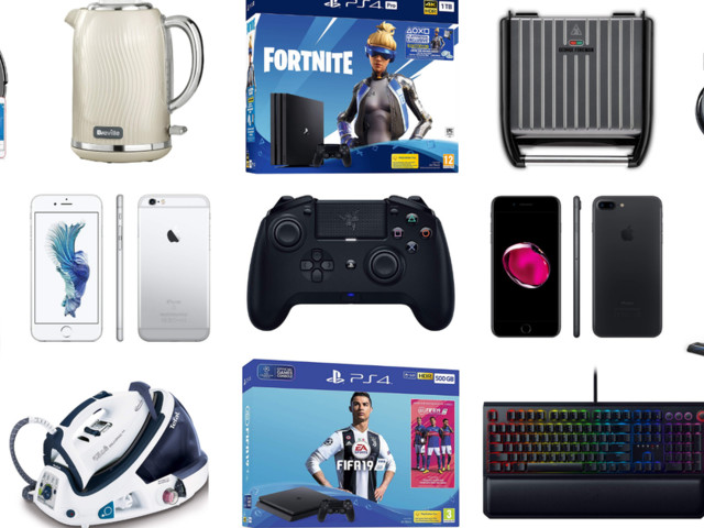Apple iPhones, PlayStation bundles, Amazon devices, Razer headsets, and more on sale for Aug. 29 in the UK