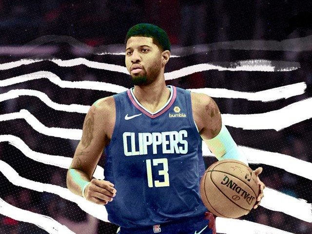 Paul George on the Clippers is even scarier than we imagined