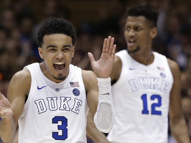 Apple Valley basketball talent can't pass up Duke