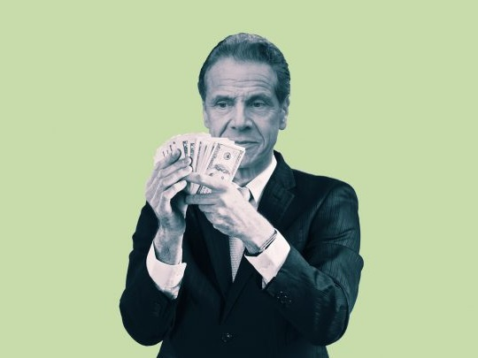 Cuomo rakes in real estate cash — but not from LLCs