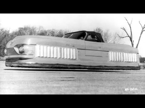 The 1959 Curtiss-Wright Model 2500 Air-Car