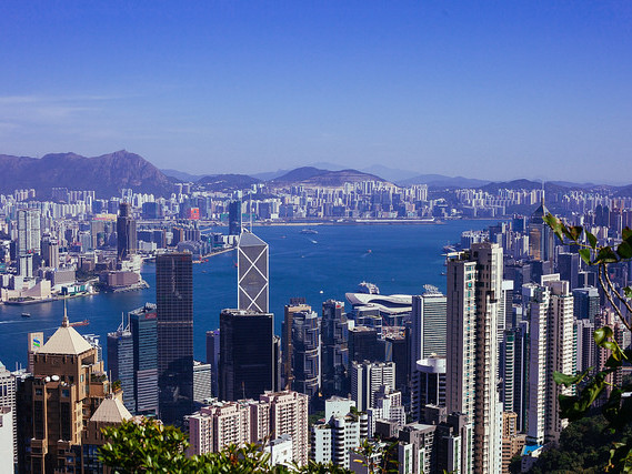 Air Canada – $393: Portland – Hong Kong. Roundtrip, including all Taxes