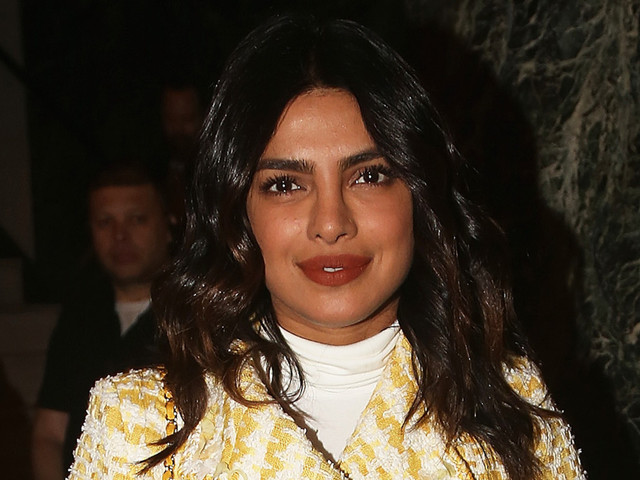Priyanka Chopra attends 'Burn This' on Broadway in $18K Chanel outfit