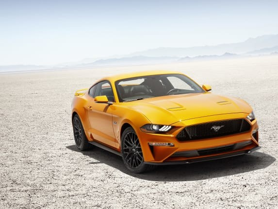 2018 Ford Mustang GT's Magic Numbers Are 4-6-0: 460 HP, 4 Seconds to 60