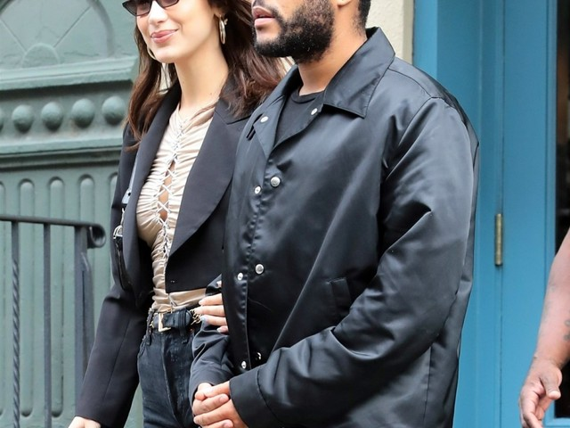 Bella Hadid & The Weeknd are back together, less than 3 months after they split