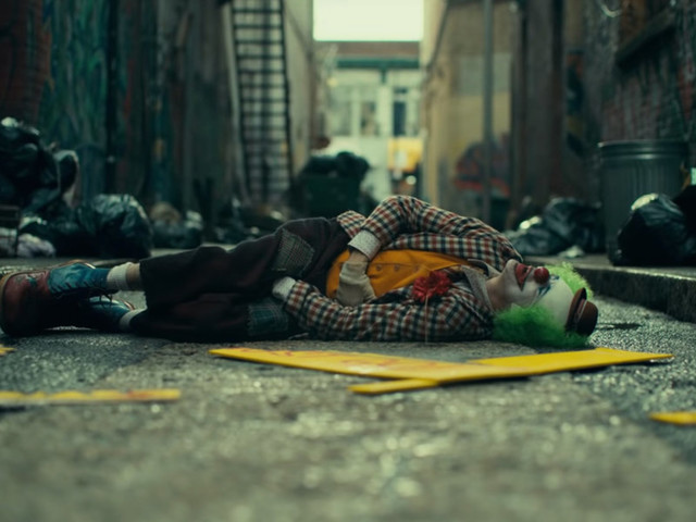 'Joker' director slams people on the 'far left' who want to stir up controversy about new film