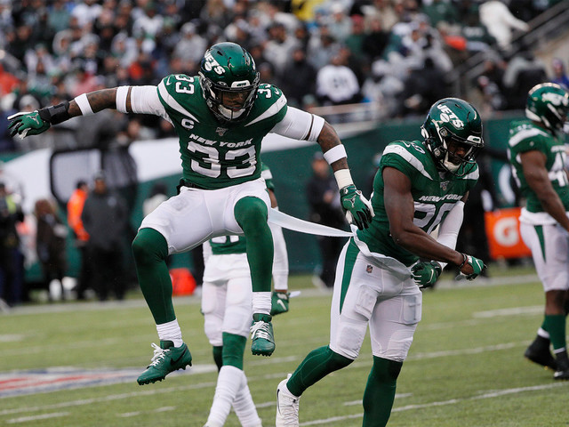 Jamal Adams already says goodbye to Jets teammate Marcus Maye