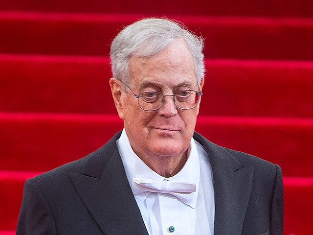 The Koch Empire: What we know about deceased US billionaire David Koch