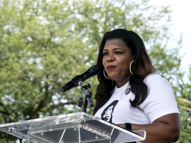 Cops fired for guarding 'defund the police' Dem Rep. Cori Bush without permission