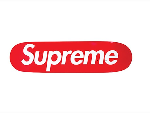 Supreme explores its history of design and skate culture with new art book
