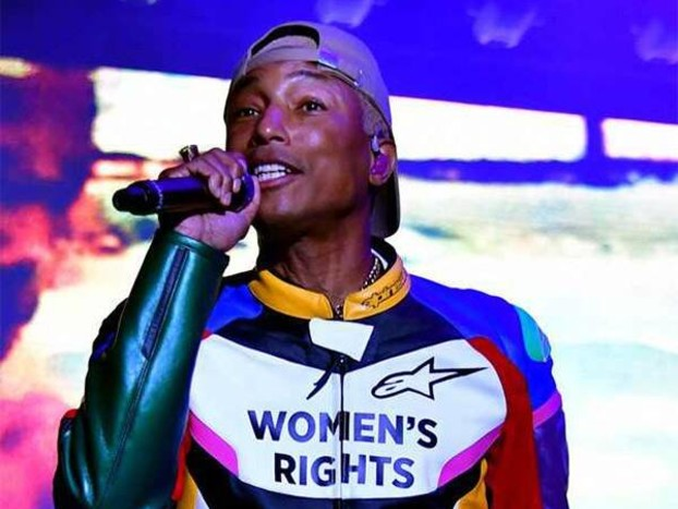 "Pharrell Williams Realized There Is ""a Chauvinist Culture"" After ""Blurred Lines"""