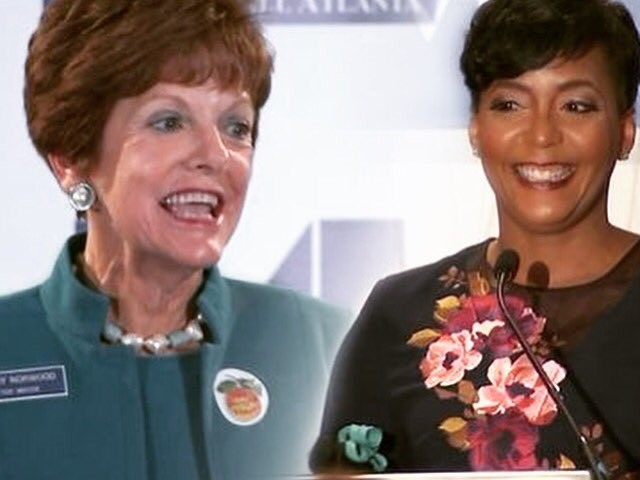 BLACK GIRL MAGIC: Keisha Lance Bottoms Is Atlanta's New Mayor After SUPER Close Win, And The Election Party (And A News Anchor's Clapback) Was LIT!