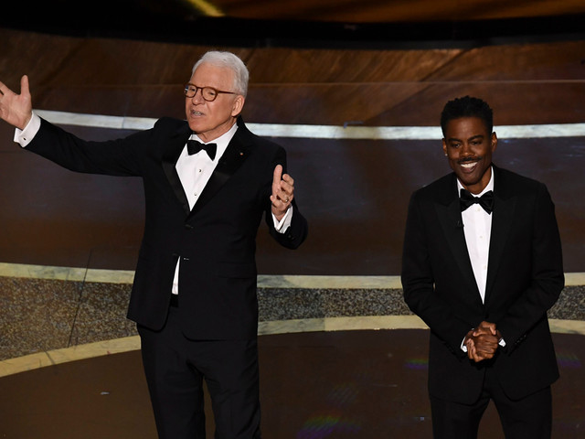 What Now? An Early, Little-Watched Oscars Show Leaves Too Much Time To Think
