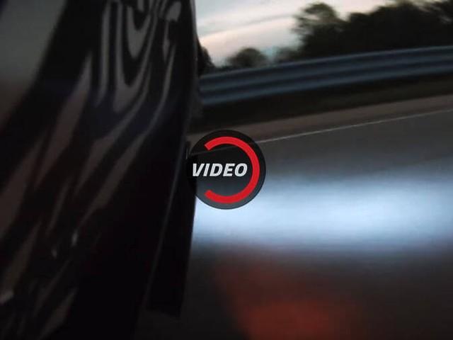 Watch The 2018 Corvette ZR1 Spit Flames For 12 Seconds