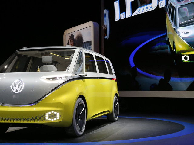 Volkswagen's Entire Car Range Is Going Electric By 2030