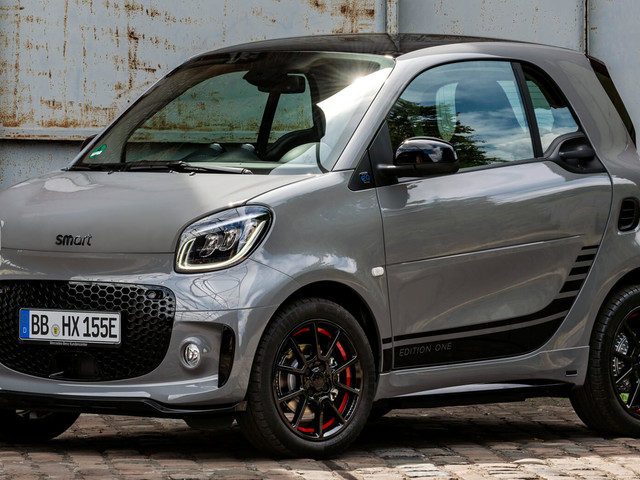 2020 Smart EQ ForTwo Costs Less Than The Citigoᵉ iV, VW Group's Cheapest EV