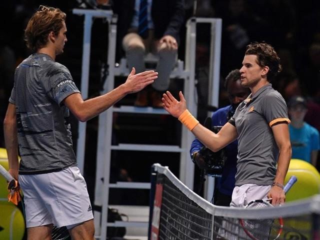 ATP Finals: Dominic Thiem Sets Up Title Clash Against Stefanos Tsitsipas