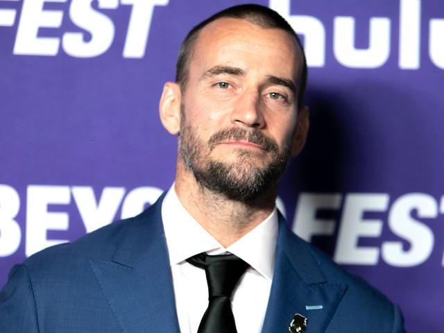 CM Punk joins 'WWE Backstage'