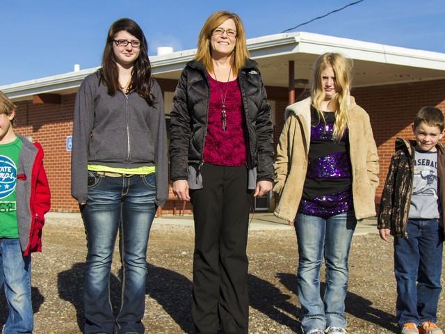One-room schools of Montana shine with family-like education