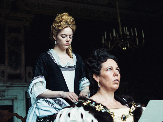 'The Favourite' Wins Big At The 32nd European Film Awards