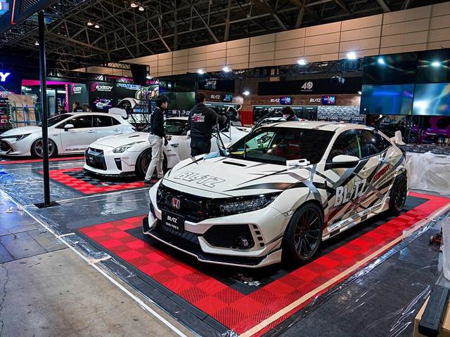 2019 Tokyo Auto Salon Set-Up Day Pt. 2