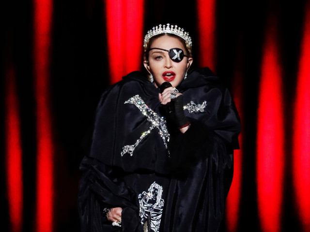 Madonna kicks off tour with intimate BAM concert