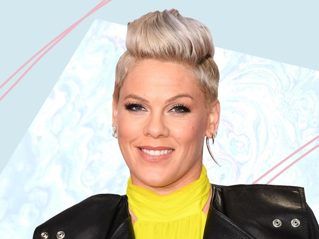 Pink Just Joined The Buzzcut Club