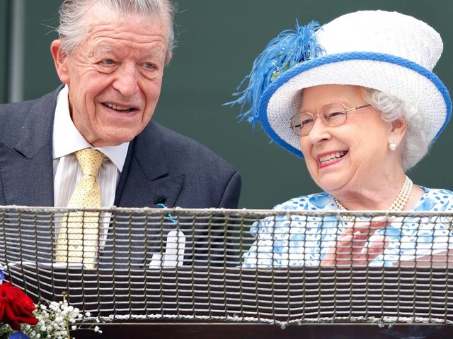 Queen Elizabeth II's Racing Advisor Sir Michael Oswald Died on the Day of Prince Philip's Funeral