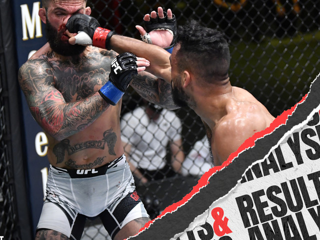 UFC Vegas 27: Font vs. Garbrandt results and post-fight analysis