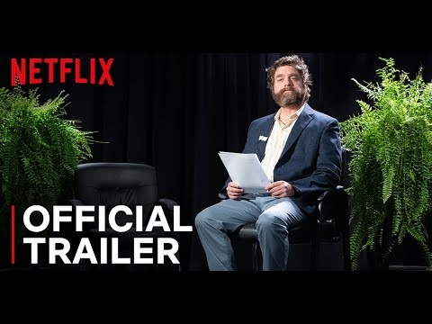 How Netflix's 'Between Two Ferns' movie got Keanu Reeves and Brie Larson in the hot seat