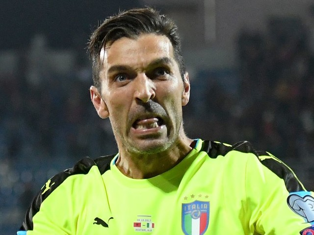World Cup 2018 qualifying playoffs: Italy will take on Sweden